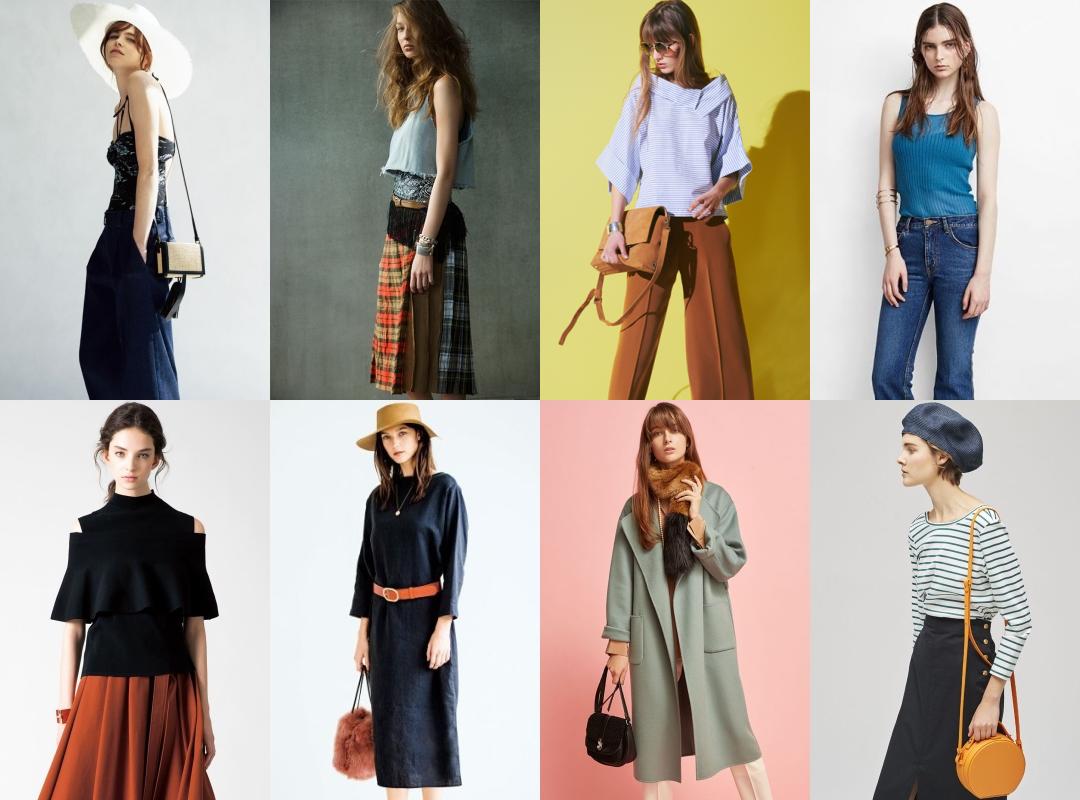 40代50代60代向け人気レディースファッションブランド画像